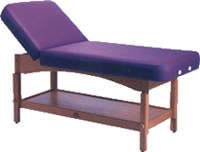 Стационарный массажный стол Clinician Back Rest