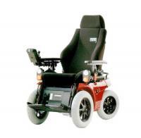 Применение этой схемы позволило получить максимальную устойчивость и управляемость на...  Инвалидная коляска 2.322...